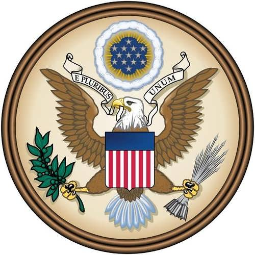 Seal of the United States