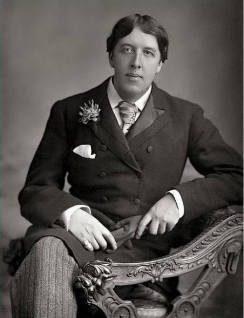 Oscar Wilde's Newfound Advice for Writers: Keep the Day Job