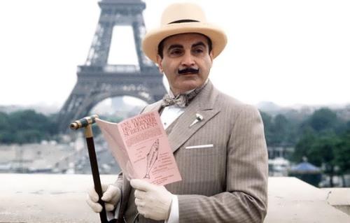 David Suchet Hercule Poirot