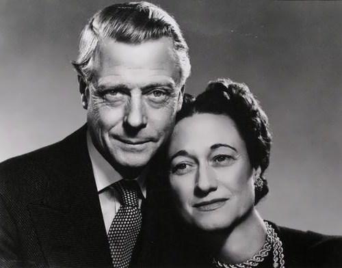 King Edward and Wallis Simpson