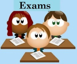 Tips for coping with exams