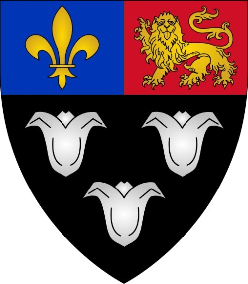 Eton college coat of arms