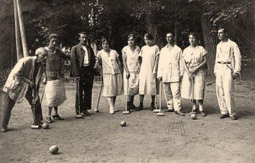 Cricket. 1926