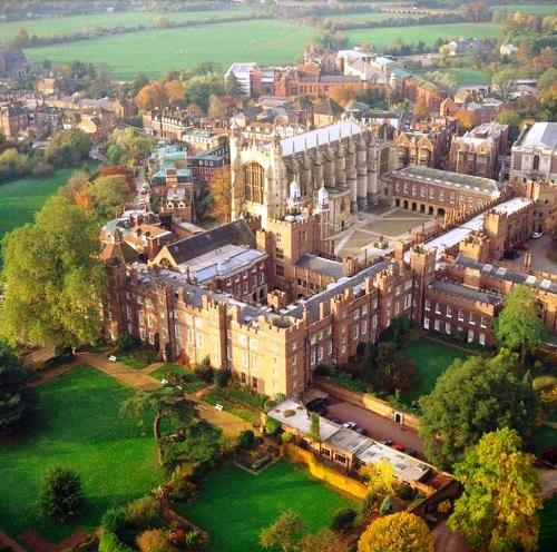 Eton College – the factory of gentlemen