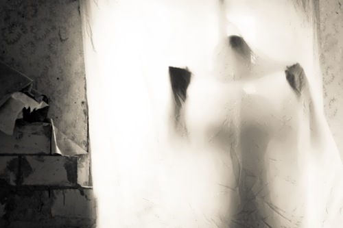 Ghost Story after A.M. Burrage