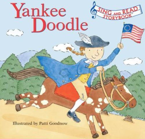 the yankee doodle By the mid-19th century, this ballad was printed in father kemp's old folks concert tunes as yankee's return from camp (yankee doodle.