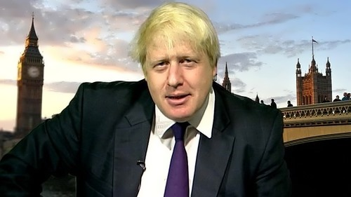 Boris Johnson - Mayor of London