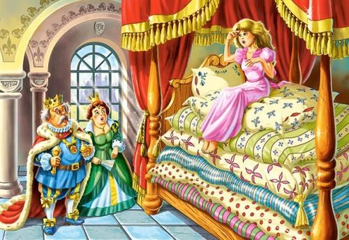 The Princess on the Pea