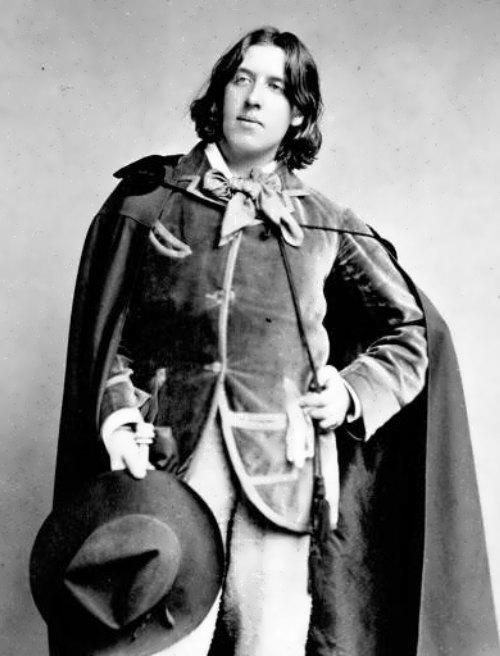 Oscar Wilde famous writer
