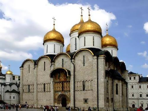 Kremlin's Assumption Cathedral