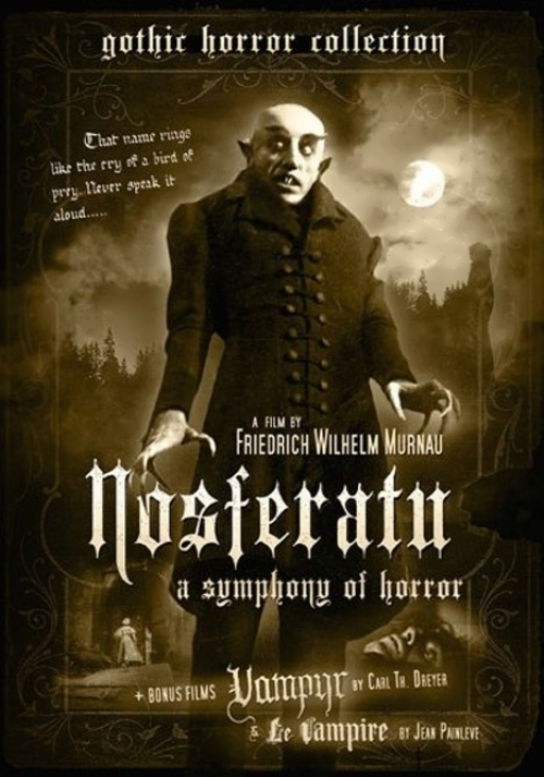 Nosferatu. Symphony of Horror