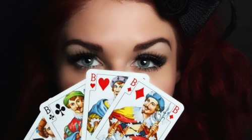 card fortune telling