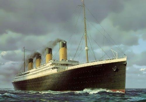 Титаник - потерянный и найденный