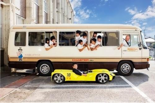 Самая низкая машина