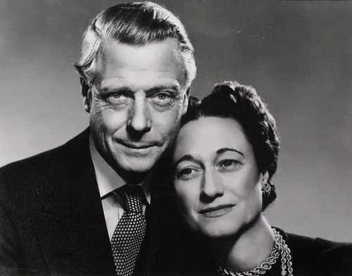 King Edward and Wallis Simpson