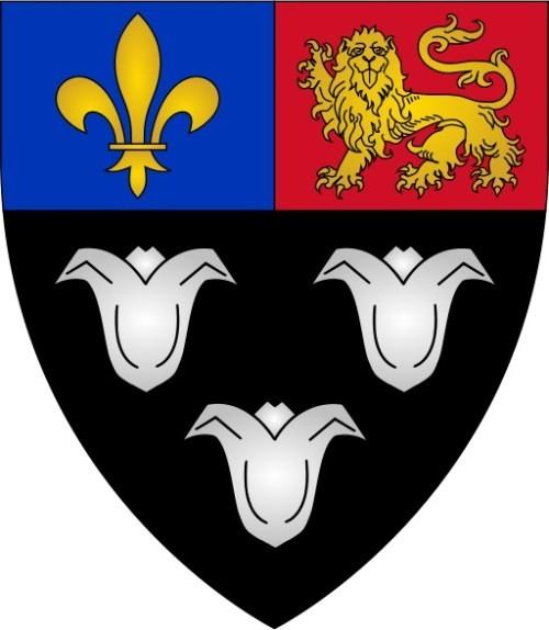 Eton college coat of arms