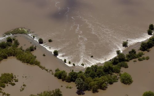 Flood in 2011