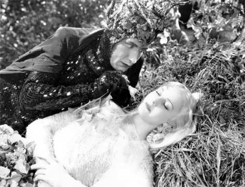 Oberon and Titania, film 1935