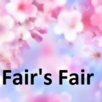 Fair's Fair by Jane Speed